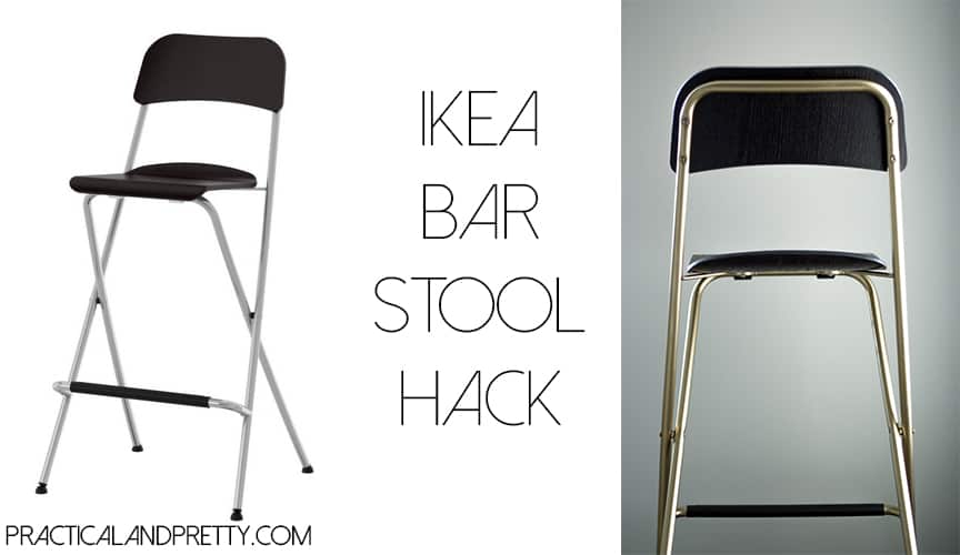 40 Easy Ikea Bar Stool Diy Practical And Pretty