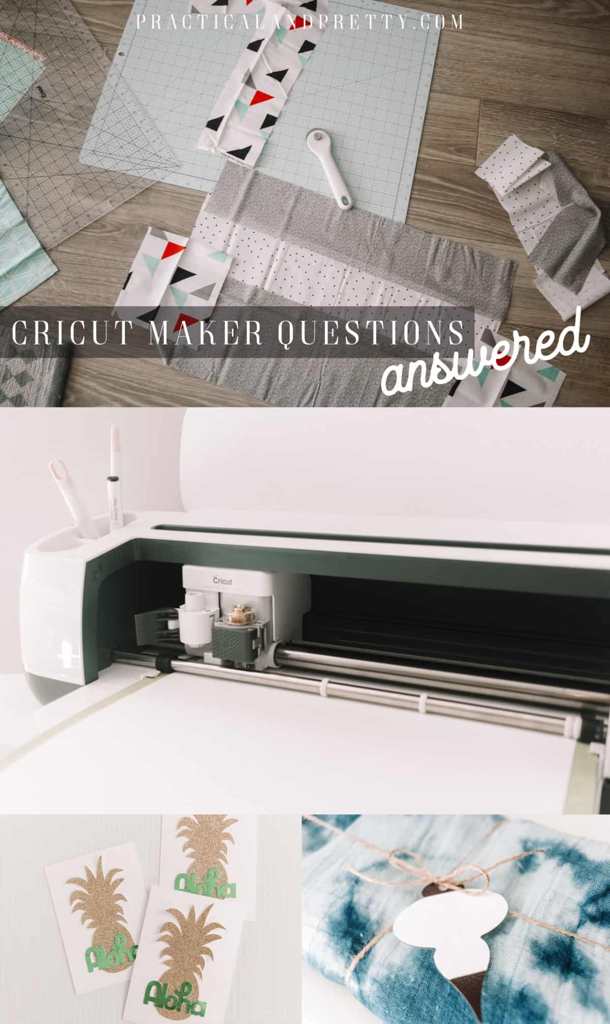 Would I Use a Cricut Maker? And Other Cricut FAQs Answered