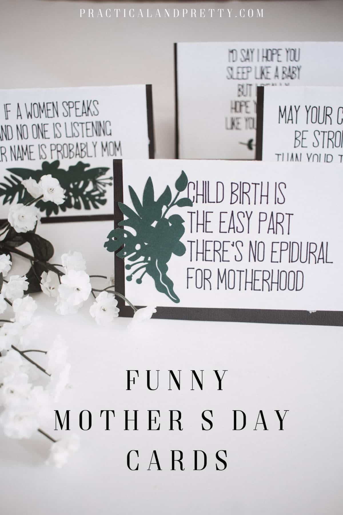 Funny Mother S Day Quotes Cards Practical And Pretty